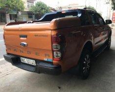 Bán Ford Ranger Wildtrak 3.2L 4x4 AT năm sản xuất 2016, nhập khẩu giá 785 triệu tại Quảng Ninh