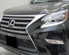 Bán Lexus GX 460 2015, màu đen, nhập khẩu nguyên chiếc giá 4 tỷ 100 tr tại Tp.HCM