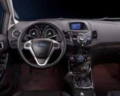 Bán xe Ford Fiesta sản xuất 2014, màu trắng, nhập khẩu  giá 375 triệu tại Tp.HCM