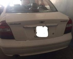 Bán Daewoo Nubira II 1.6 đời 2003, màu trắng xe gia đình, giá chỉ 110 triệu giá 110 triệu tại Sóc Trăng