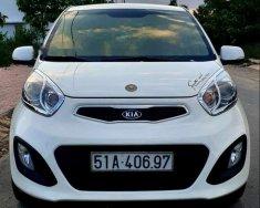 Bán xe Kia Morning sản xuất năm 2012, màu trắng, xe nhập, số tự động giá 328 triệu tại Đồng Nai