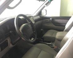 Bán Toyota Land Cruiser GX sản xuất năm 2002, màu bạc, nhập khẩu  giá 330 triệu tại Tp.HCM