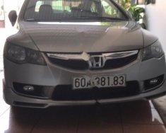 Bán Honda Civic 2.0 AT sản xuất năm 2010, màu bạc   giá 460 triệu tại Đồng Nai