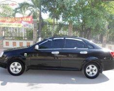 Cần bán lại xe Daewoo Lacetti EX 1.6MT sản xuất 2010, màu đen số sàn, giá 275tr giá 275 triệu tại Bình Dương