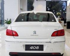 Bán Peugeot 408 Delu 2.0 AT đời 2016, màu trắng giá 670 triệu tại Hà Nội