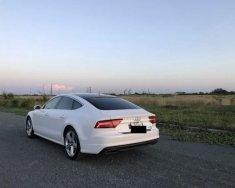 Bán Audi A7 2015, màu trắng, xe như mới giá 2 tỷ 400 tr tại Tp.HCM