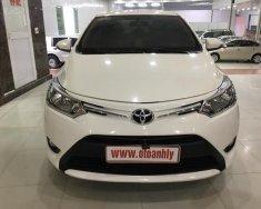 Cần bán xe Toyota Vios 2016, màu trắng số sàn giá 485 triệu tại Phú Thọ