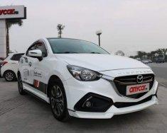Bán ô tô Mazda 2 1.5AT sản xuất 2018, màu trắng, giá 535tr giá 535 triệu tại Hà Nội