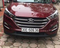 Bán ô tô Hyundai Tucson sản xuất 2017 màu đỏ, nhập khẩu nguyên chiếc, 980 triệu giá 980 triệu tại Hà Nội