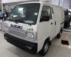 Bán Suzuki Super Carry Van đời 2018, màu trắng giá 293 triệu tại Tp.HCM