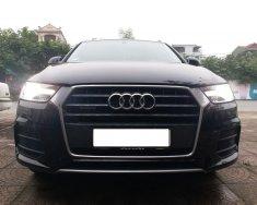 Bán Audi Q3 2.0 sản xuất 2016, đăng ký 2017, màu đen /da bò, đăng ký tư nhân chính chủ giá 1 tỷ 390 tr tại Hà Nội