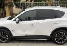 Bán xe Mazda CX 5 đời 2017, màu trắng, chính chủ giá 905 triệu tại Hà Nội