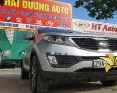 Cần bán Kia Sportage đời 2011, màu bạc, xe nhập giá cạnh tranh giá 565 triệu tại Hà Nội