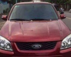 Bán Ford Escape năm sản xuất 2010, màu đỏ giá cạnh tranh giá Giá thỏa thuận tại Tp.HCM