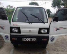 Bán Suzuki Super Carry Van 2001, màu trắng còn mới, 66 triệu  giá 66 triệu tại Hà Nội