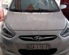 Cần bán xe Hyundai Accent 1.4 AT đời 2013, màu bạc, nhập khẩu  giá 435 triệu tại Đồng Nai