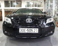 Bán ô tô Toyota Camry LE đời 2008, màu đen, xe nhập Mỹ giá 650 triệu tại Hà Nội
