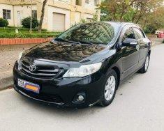 Cần bán Toyota Corolla altis năm sản xuất 2011, màu đen, chính chủ giá 475 triệu tại Hà Nội