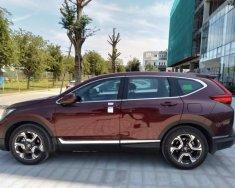 Bán ô tô Honda CR V L sản xuất năm 2018, màu đỏ giá 1 tỷ 93 tr tại Tp.HCM