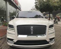 Bán Lincoln Lavigator L Black Laber 2019, nhập Mỹ màu trắng, nội thất nâu, xe giao ngay giá 8 tỷ 850 tr tại Hà Nội