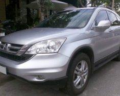 Cần bán xe Honda CR V 2.4 sản xuất 2009, màu bạc, giá chỉ 490 triệu giá 490 triệu tại Đà Nẵng