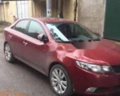 Bán Kia Cerato 2010 nhập khẩu, bản xuất Trung đông 2010, màu đỏ một chủ đi từ mới đến giờ giá 420 triệu tại Hà Nội