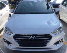 Cần bán gấp Hyundai Accent sản xuất năm 2018, màu trắng, nhập khẩu, 498 triệu giá 498 triệu tại Cà Mau