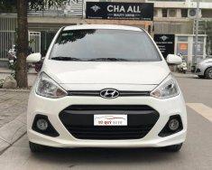 Bán xe Hyundai Grand i10 1.0AT 2015, màu trắng, nhập khẩu giá 372 triệu tại Hà Nội