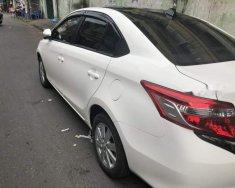 Cần bán xe Toyota Vios năm sản xuất 2018, màu trắng giá 5 tỷ 600 tr tại Tp.HCM