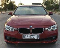 Bán BMW 3 Series 320i Lci model 2016 màu đỏ candy năm 2015, xe nhập giá 1 tỷ 139 tr tại Tp.HCM