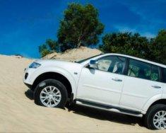 Bán xe Mitsubishi Pajero đời 2015, màu trắng, xe gia đình giá 640 triệu tại Tp.HCM