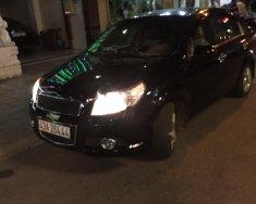Bán ô tô Chevrolet Aveo sản xuất năm 2014, màu đen, xe nhập chính chủ, giá 275tr giá 275 triệu tại Đà Nẵng