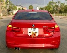 Bán BMW 3 Series năm sản xuất 2015, màu đỏ, nhập khẩu giá 1 tỷ 129 tr tại Tp.HCM