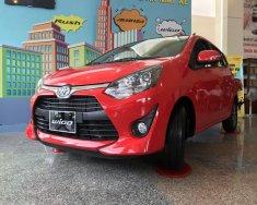 Bán xe Toyota Wigo 2019, số tự động, xe nhập Indonesia, xe mới 100% giá 405 triệu tại Tp.HCM