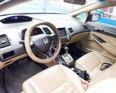Cần bán Honda Civic 1.8AT đời 2008, màu đen, số tự động  giá 345 triệu tại Tp.HCM