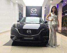 Bán xe Mazda 6 2.5 Premium đời 2018, màu đen giá 819 triệu tại Hà Nội