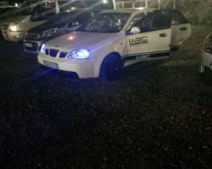 Cần bán gấp Daewoo Lacetti đời 2004, màu trắng, xe đẹp, không lỗi gì hết giá 155 triệu tại Bình Thuận