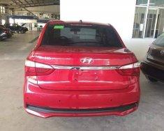 Bán xe Hyundai Grand i10 1.2 AT đời 2018, màu đỏ giá 415 triệu tại Hà Nội