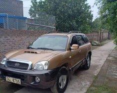 Cần bán lại xe Hyundai Santa Fe đời 2003, màu nâu, xe nhập, số tự động giá 240 triệu tại Hải Dương