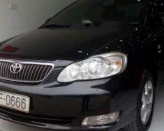 Bán Toyota Corolla altis 1.8G MT năm 2007, màu đen, nhập khẩu chính chủ giá 380 triệu tại Hà Nội