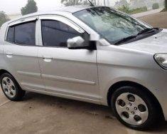 Bán ô tô Kia Morning đời 2011, màu bạc, giá tốt giá 158 triệu tại Hà Nội