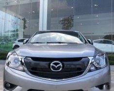 Bán Mazda BT 50 năm sản xuất 2019, màu bạc, nhập khẩu nguyên chiếc giá 620 triệu tại Tp.HCM
