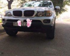 Bán ô tô BMW X5 đời 2008, màu bạc chính chủ giá 490 triệu tại Tp.HCM