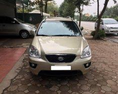 Bán ô tô Kia Carens SX 2.0 AT 2WD sản xuất năm 2013, màu vàng cát giá 425 triệu tại Hà Nội