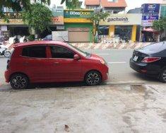 Bán ô tô Kia Morning sản xuất 2010, màu đỏ, xe nhập số tự động, 255tr giá 255 triệu tại Tp.HCM