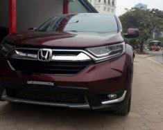 Bán Honda CR-V 2018, 7 chỗ, xe chạy siêu lướt 7 nghìn km, mọi thứ gần như mới nguyên giá 1 tỷ 140 tr tại Hà Nội