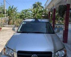 Cần bán Toyota Highlander 2.4 năm 2005, màu bạc, nhập khẩu nguyên chiếc, chính chủ giá 500 triệu tại Vĩnh Long