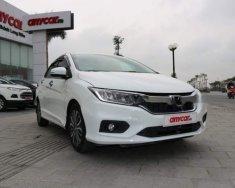 Cần bán xe Honda City TOP 1.5AT đời 2018, màu trắng, 619 triệu giá 619 triệu tại Hà Nội