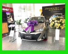 """Toyota Tân Cảng-Vios 1.5E tự động-""""""""Duy nhất trong tuần giảm giá đón Xuân, tặng thêm quà tặng""""""""-0933000600 giá 549 triệu tại Tp.HCM"""