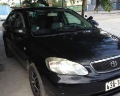 Cần bán gấp Toyota Corolla altis sản xuất năm 2003, màu đen, xe nhập, giá chỉ 250 triệu giá 250 triệu tại Đà Nẵng